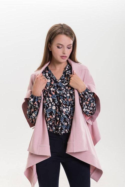 Pink palantine blazer