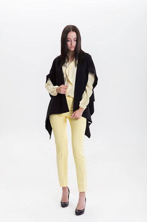 Black palantine blazer
