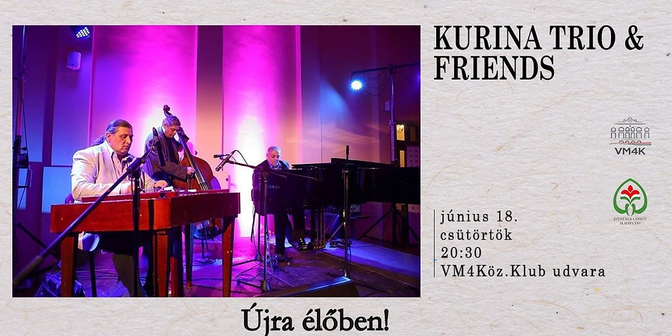 Kurina trio & Friends