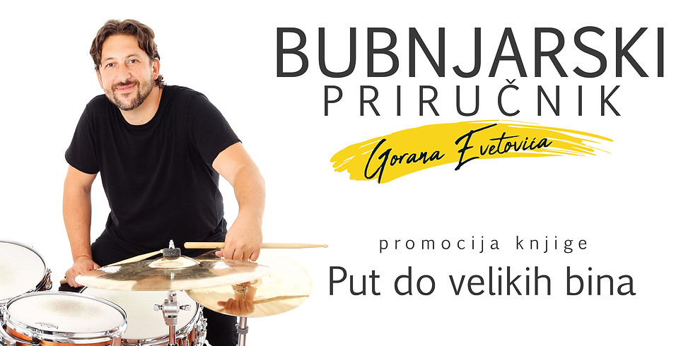 Kako bubanj kaže - Razgovor sa Goranom Evetovićem