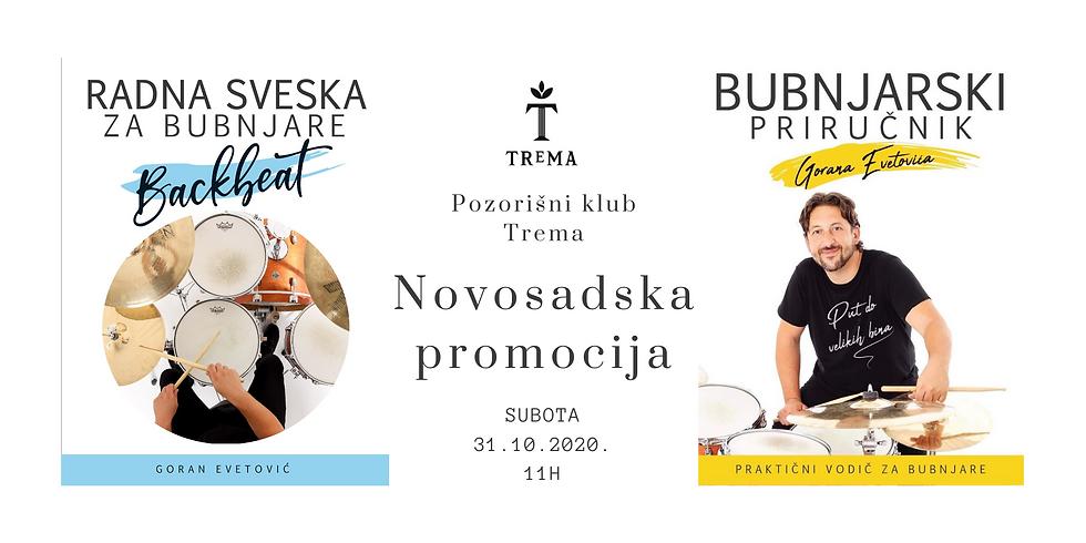 Novosadska promocija knjige