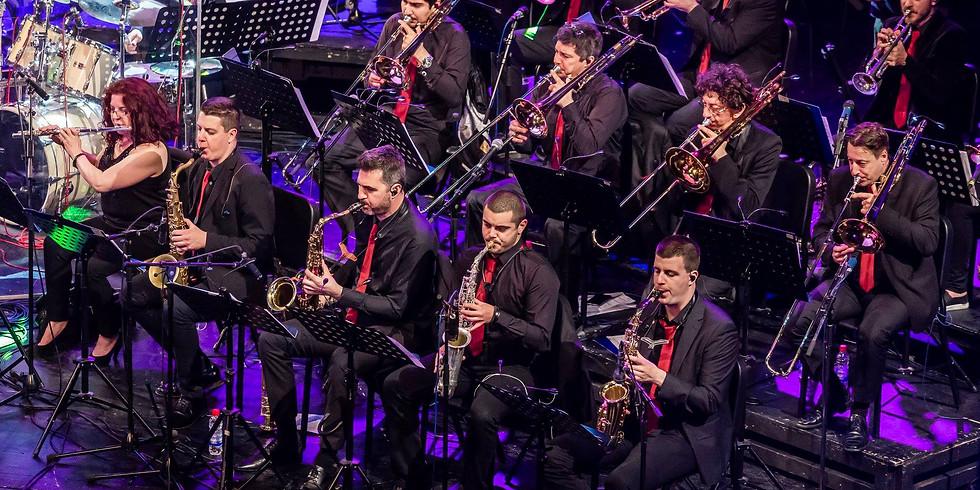 Nastup na novosadskom džez festivalu