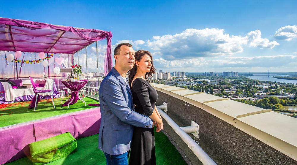 Свидание для двоих, Киев