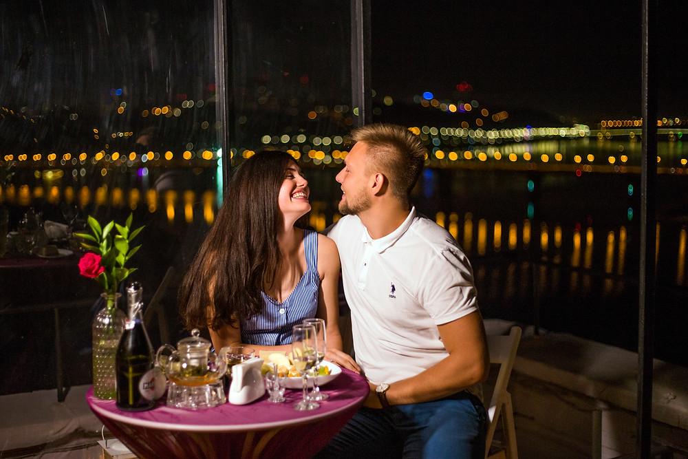Киева ужин на крыше, Киев