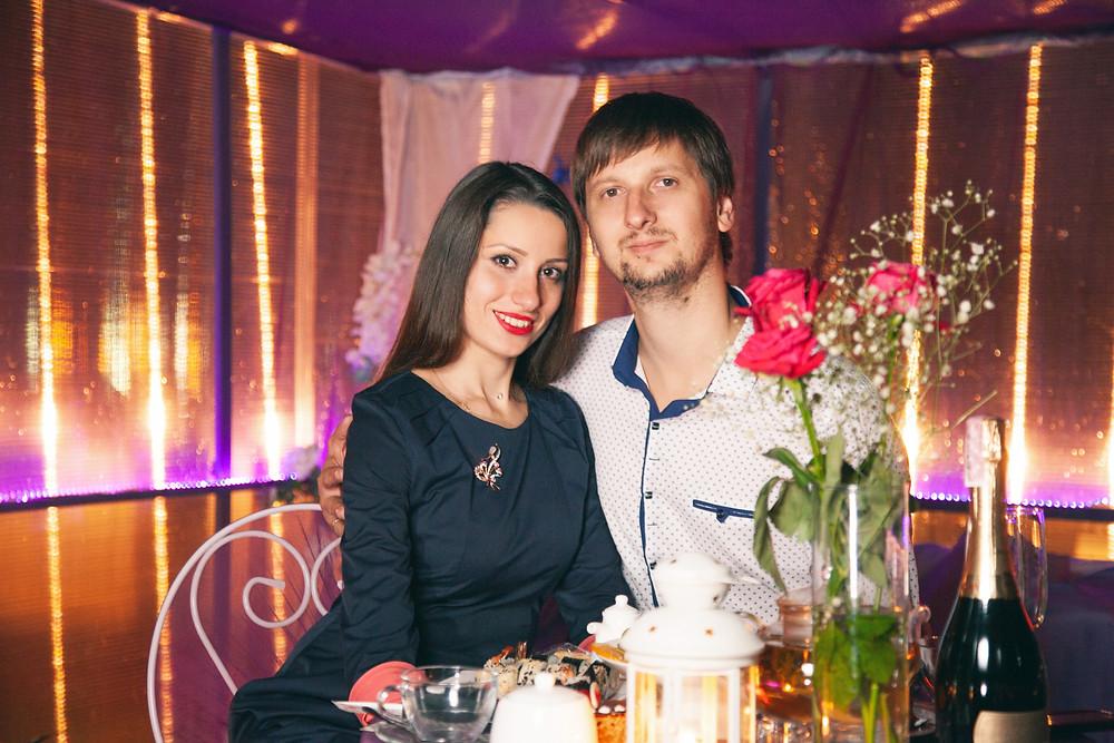 Романтика для двоих,  Киев