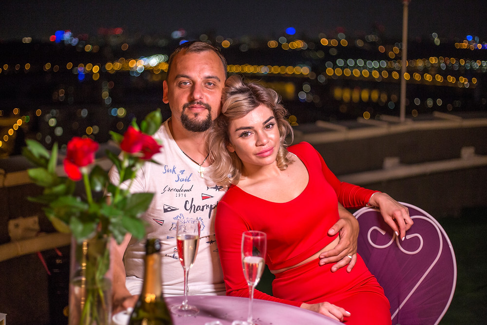 most romantic place in kiev