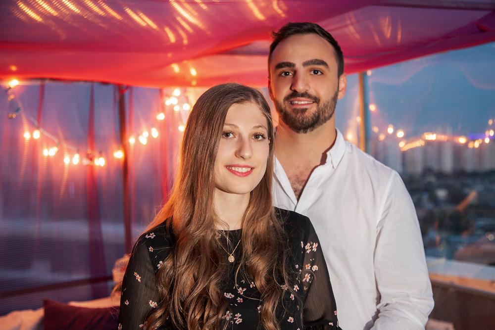 Ресторан для двоих, Киев, сервис романтики Альтечо