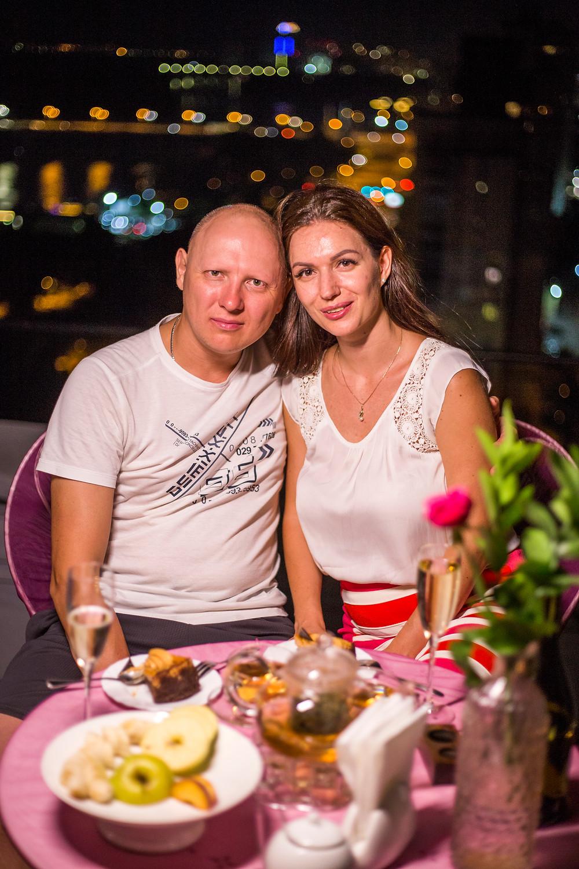 рестораны Киева на крыше