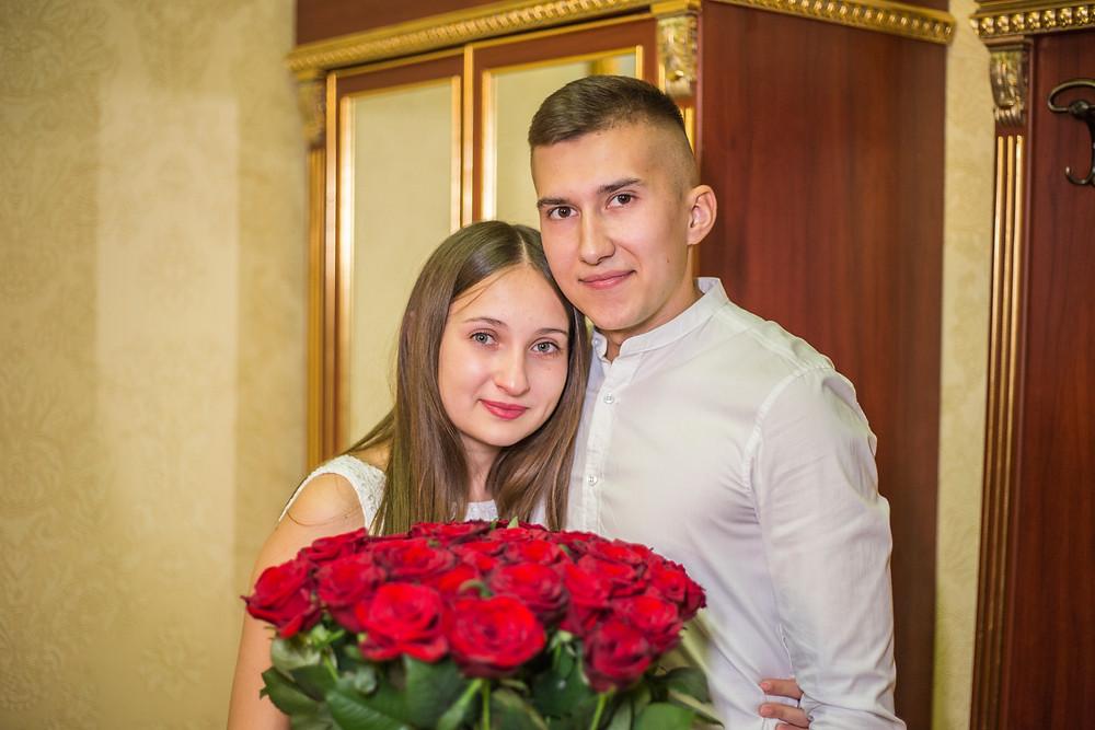 Романтика для двоих в номере отеля, сервис романтики Альтечо