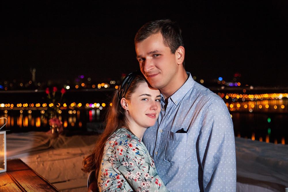 Свидание для двоих, Киев, сервис романтики Альтечо
