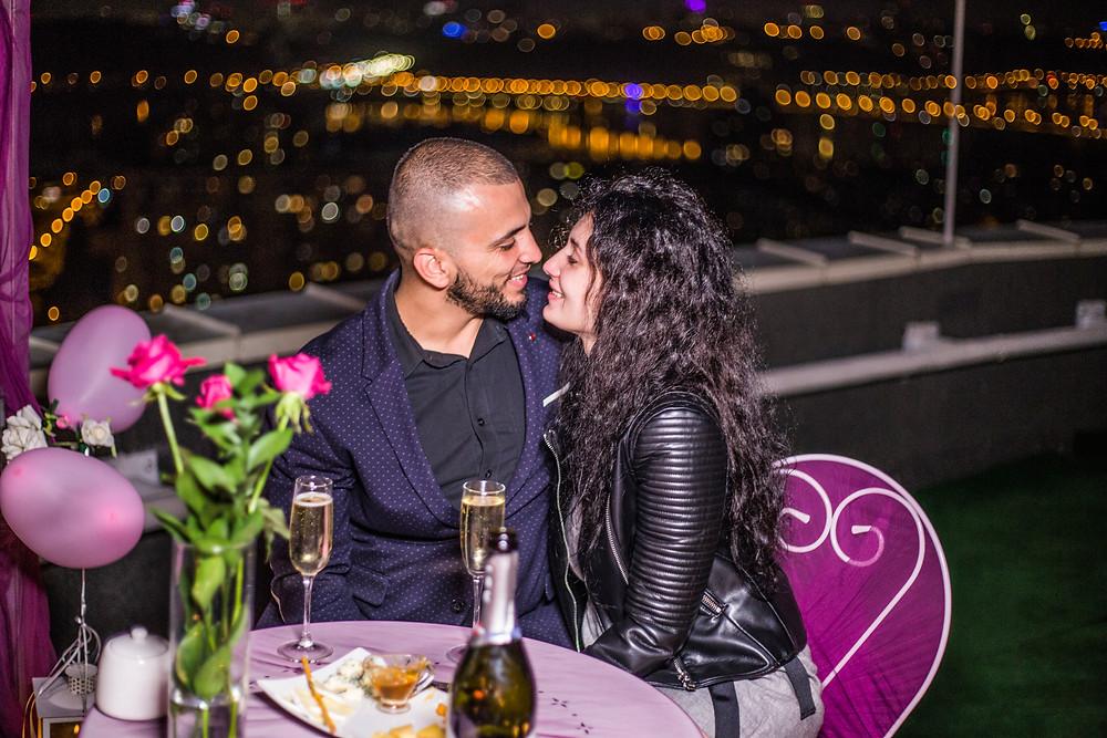 Романтическое свидание, сервис романтики Альтечо