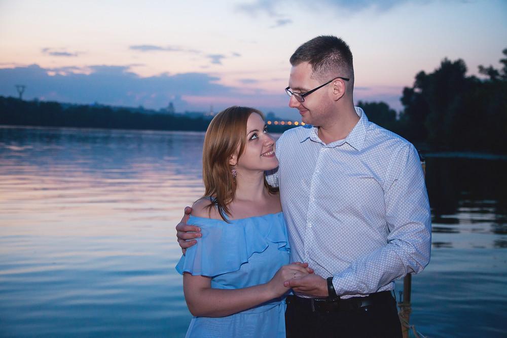 Красочный романтический вечер для двоих