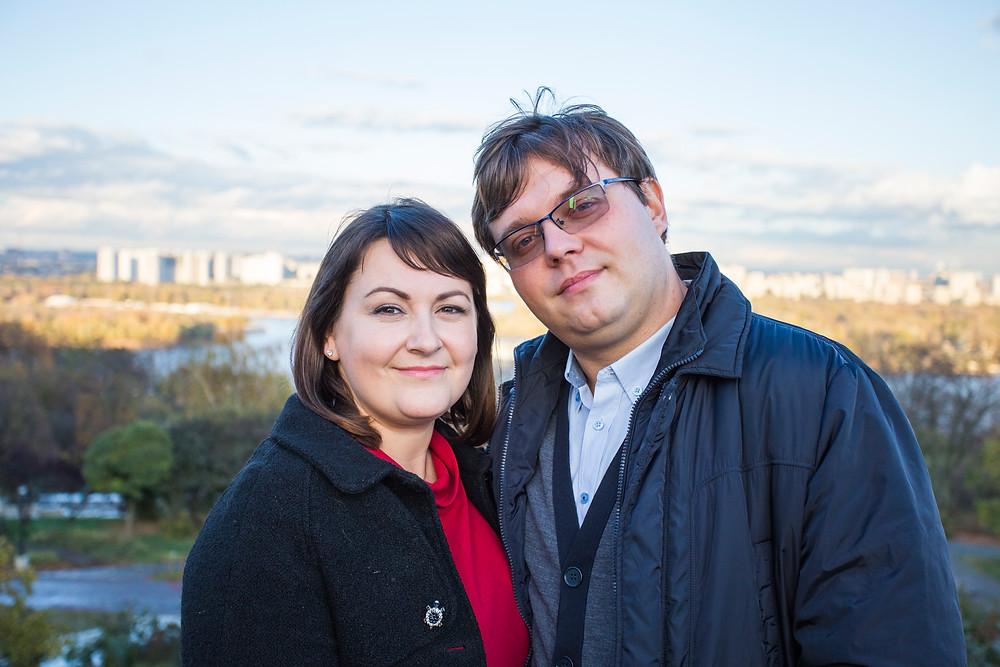 Свидание, Киев