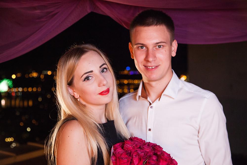 Романтическое свидание, Киев, сервис романтики Альтечо