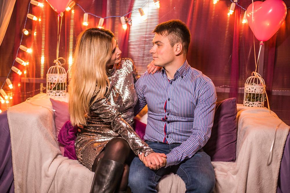 Свидание в необычном месте, Киев, сервис романтики Альтечо