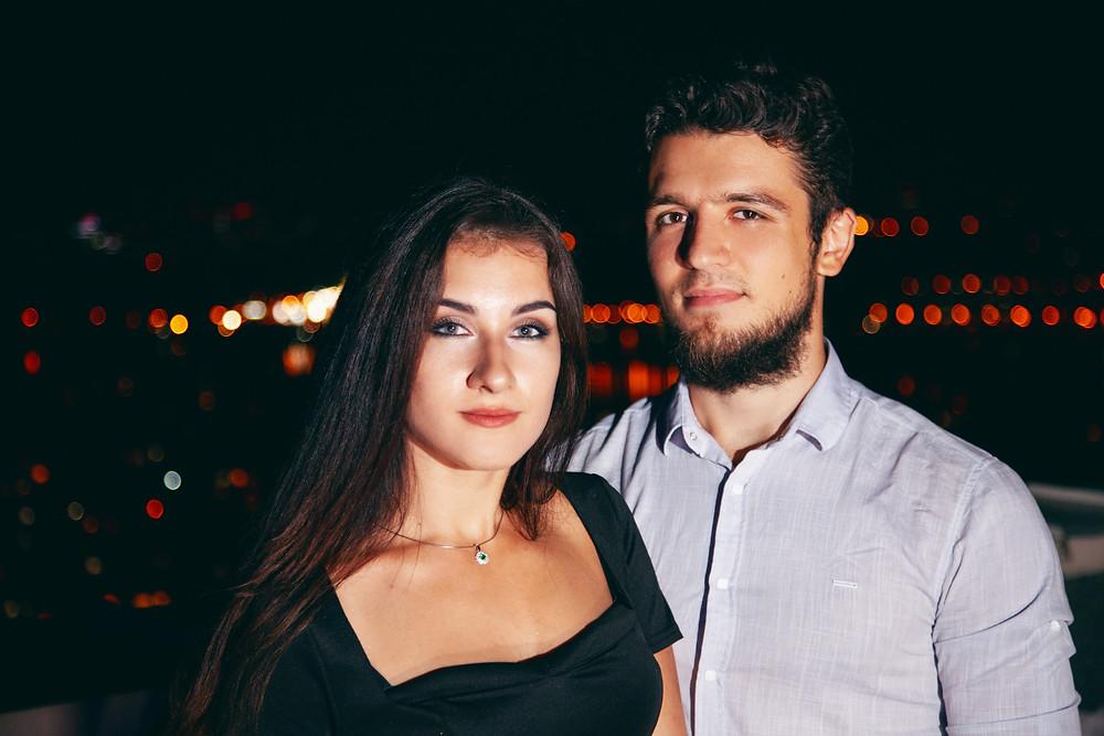Вечер на крыше, сервис романтики Альтечо