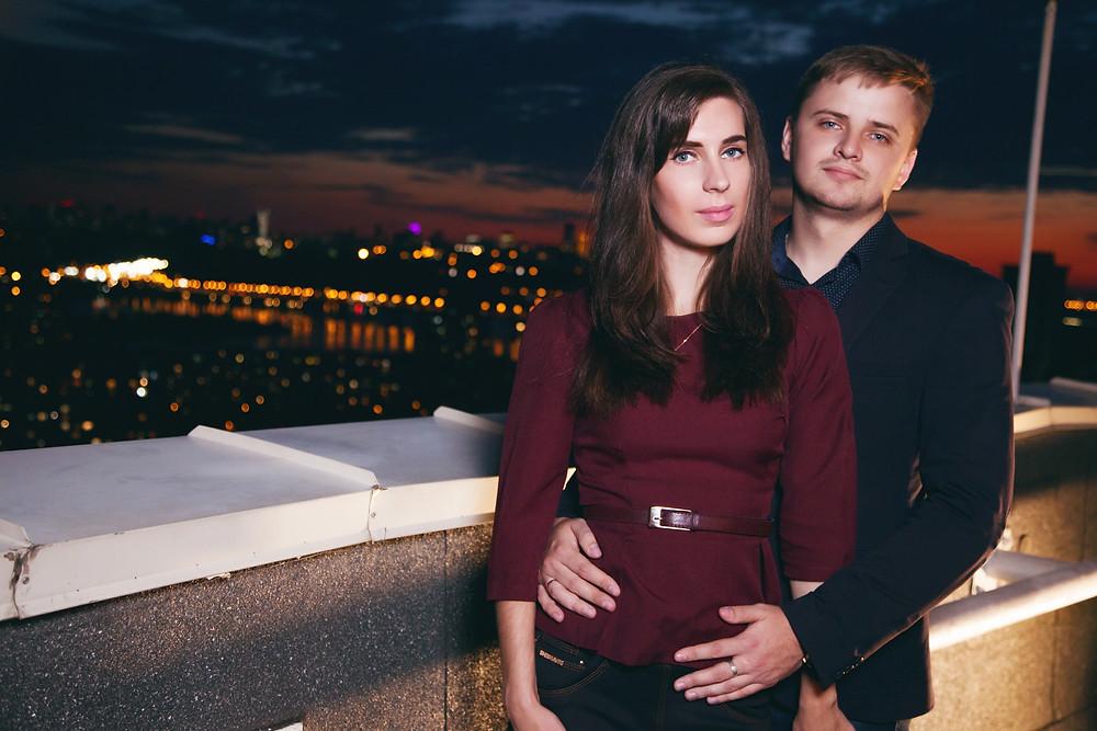 Вечер для двоих, Киев, сервис романтики Альтечо