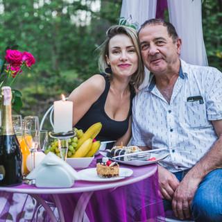 Романтический ужин в лесу (13).jpg