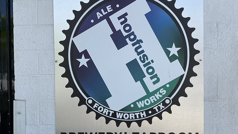 Pop-up at HopFusion Ale Works