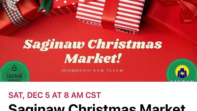 Saginaw Farmer's Christmas Market