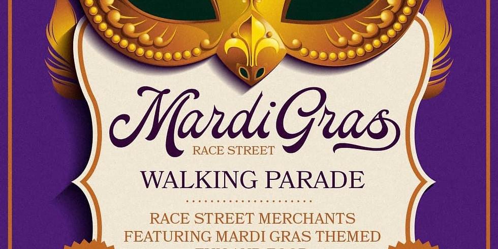 Mardi Gras at Race Street