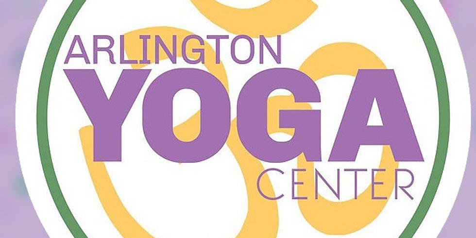 Arlington Yoga Center POP-Up