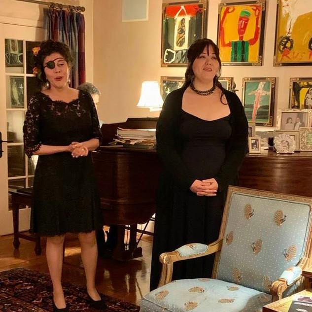 AnnaMaria Cardinalli & Lela Masano Philb