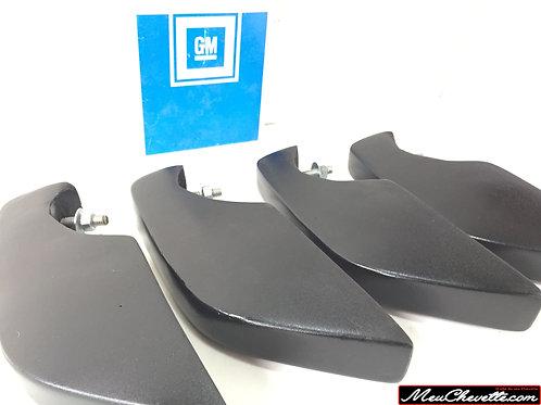 Jogo de batentes de Parachoque Chevette Tubarão 73-79