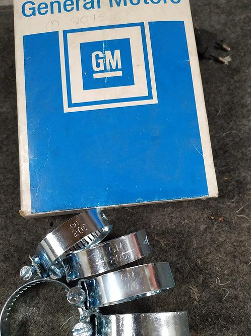Abraçadeiras Chevette original GM