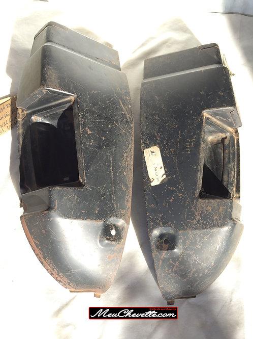 Par da lateral  traseira Chevy 500