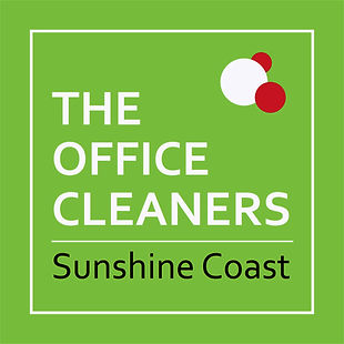 The Office Cleaners logo/ Commercial Cleaning