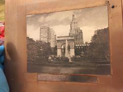 Photogravure Plate