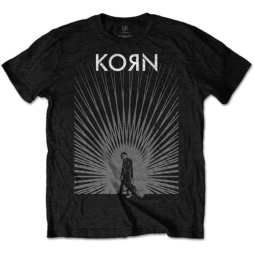 Korn Knock Wall T-Shirt