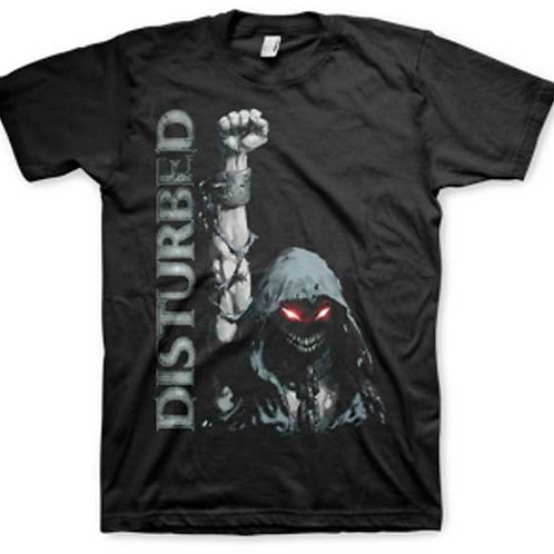 Disturbed Fist Up T-Shirt