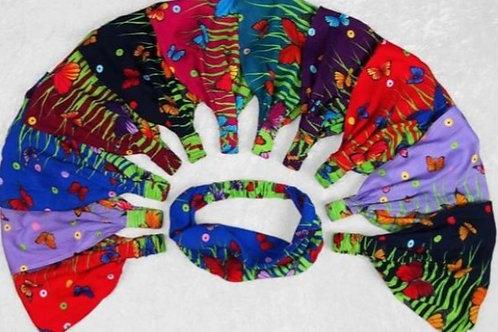 Butterfly Elastic Bandana-Headbands
