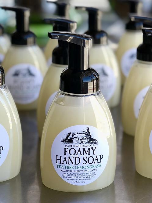Plum Island Foaming Hand Soap