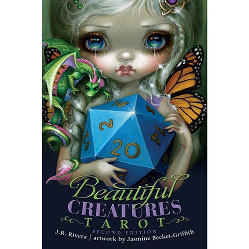 Beautiful Creatures Tarot Book - 2nd Edition