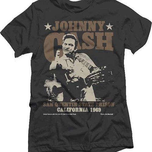 Johnny Cash San Quentin Stars