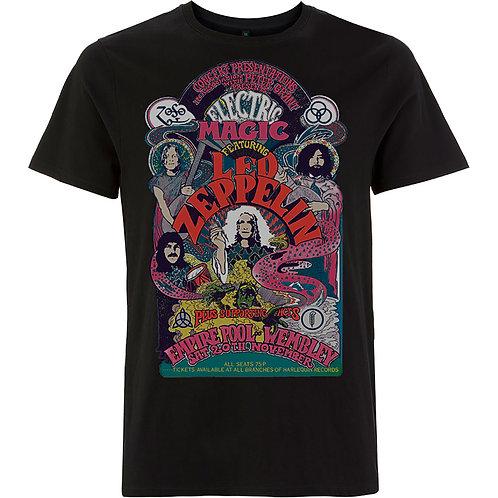 Led Zeppelin Full Color Electric Magic T-Shirt