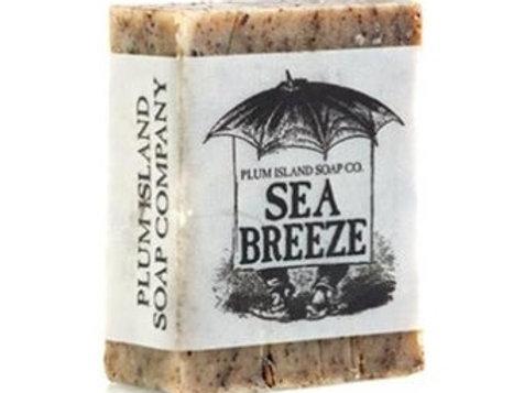 Plum Island Soap Co. Green Sea Breeze Bar