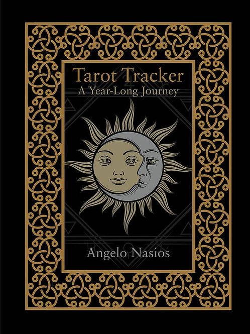 Tarot Tracker Book - A Year Long Journey