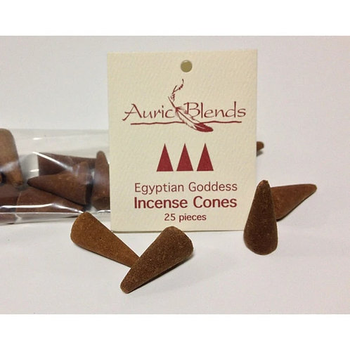Egyptian Goddess Incense 20 Pack Cones