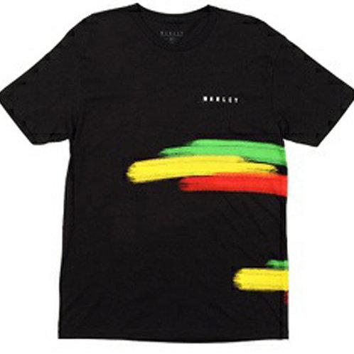 Marley Splatter Stripe T-Shirt