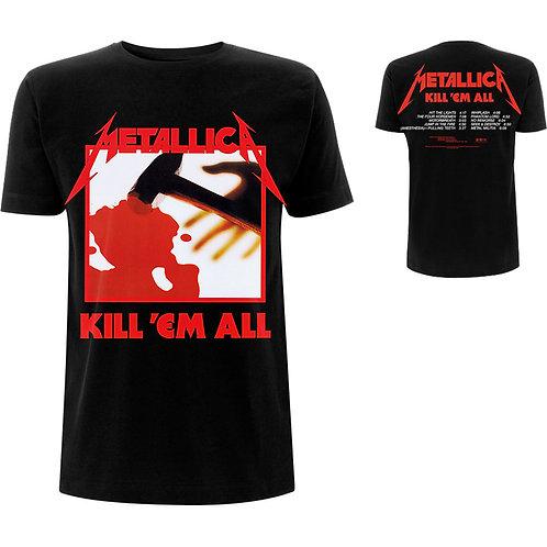 Metallica Kill 'Em All T-Shirt