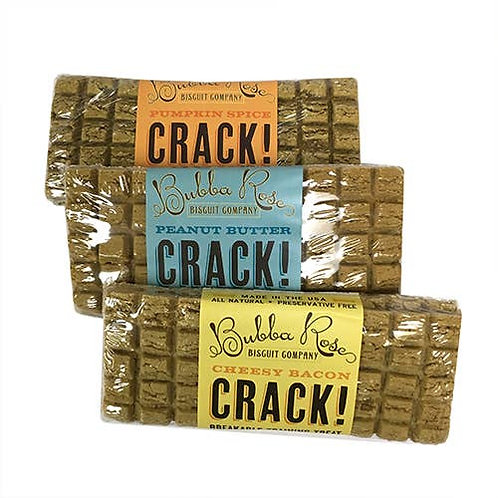 Crack! Bubba Rose Training Treat Bar
