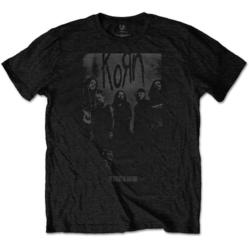 Korn Band Members T-Shirt