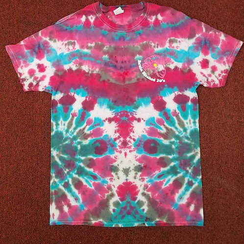 Medium Brain Washed 70's Tie Dye T-shirt