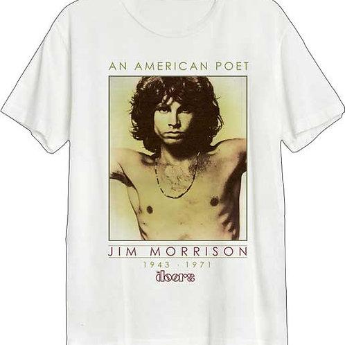 Jim Morrison American Poet T-Shirt
