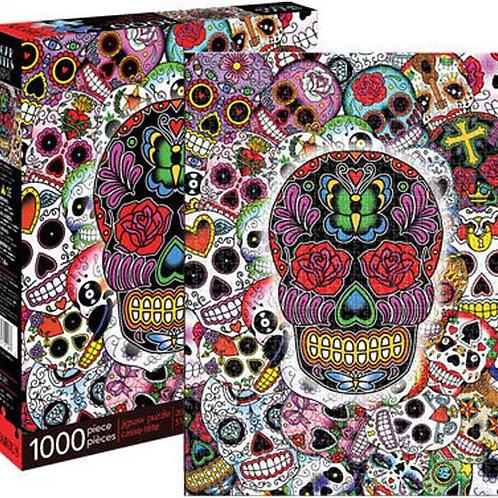 Sugar Skull 1,000 piece puzzle
