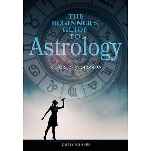 The Beginner's Guide to Astrology Book